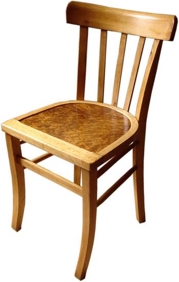 Mot cl chaise des nouvelles de l 39 atelier - Customiser chaise en bois ...